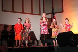 Kids Choir Summer Musical