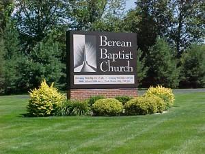 Deacons' Meeting