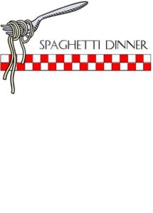 Youth Spaghetti Dinner