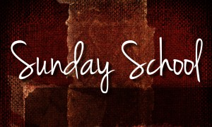 Sunday School Electives