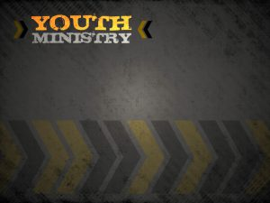 Youth Ministries Kickoff Lunch