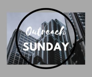 Outreach Sunday