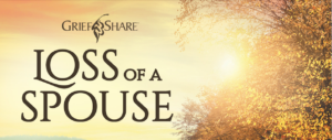 GriefShare: Loss Of a Spouse Seminar